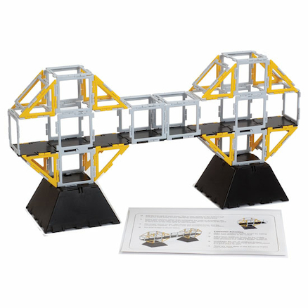 Polydron Bridge Construction Set  large