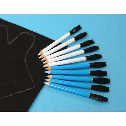 Dress Making Chalk Pencils 10pk  large