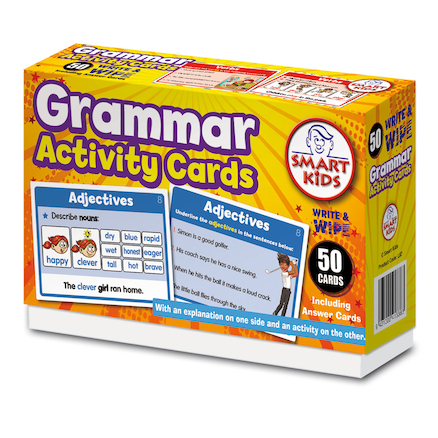 Grammar Activity Cards  large