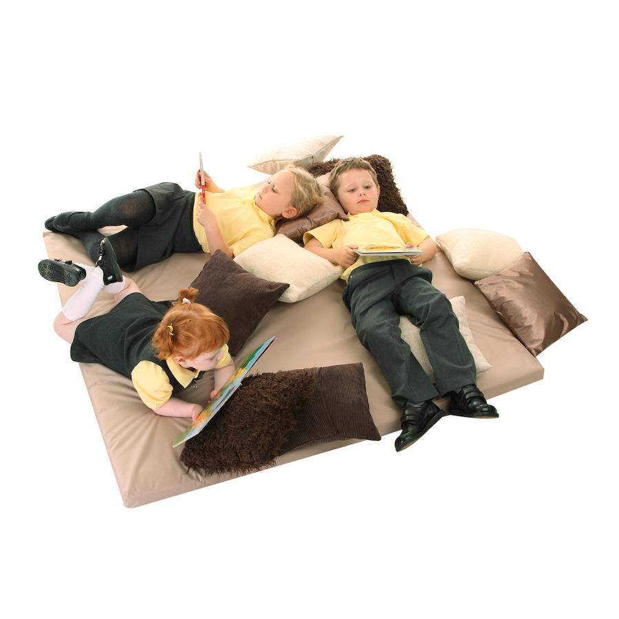 544ebafcc9a ... Beige Sensory Cushions and Mat small ...