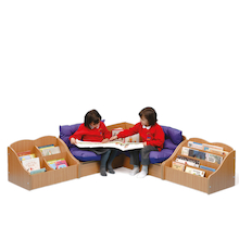 Infant Reading Corner and book Kinderboxes  medium