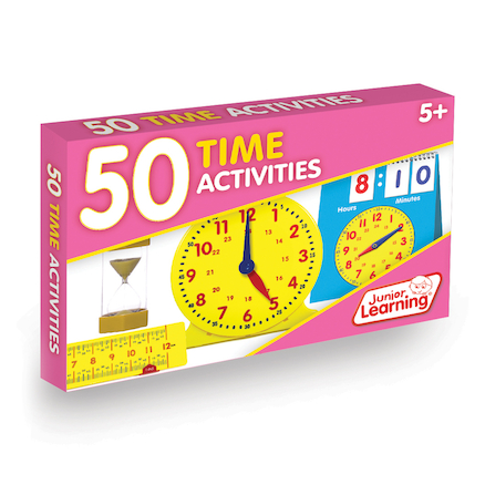 50 Time Activities  large