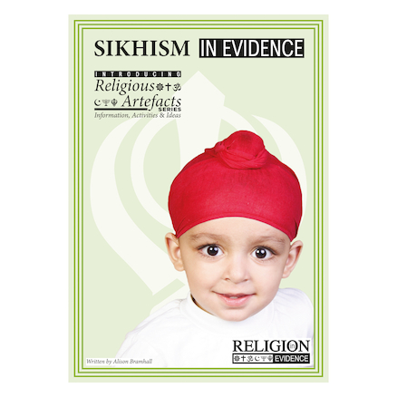 Teaching Sikhism Reference Book  large