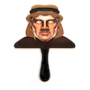 Wooden Christmas Story Face Masks 8pk  small