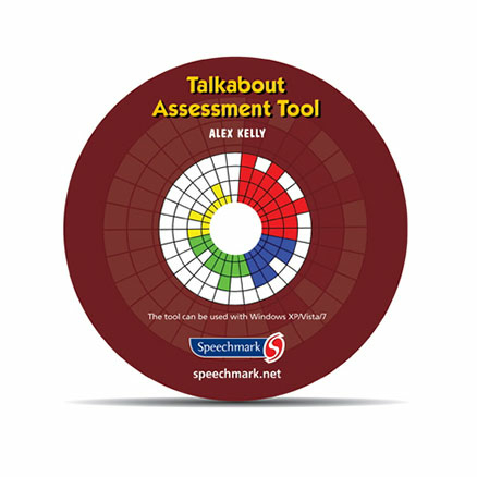 KS3 Talkabout Social Skills Assessment CD  large