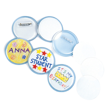 Make your own Badge 24pk  medium