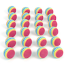Rainbow Foam Balls 4.8cm 24pk  small