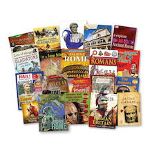 Roman Life Book Pack KS2 20pk  medium