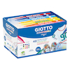 Giotto Water Based Assorted Fabric Markers  small