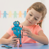 3D The Robot Jigsaw  small