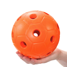 Foam Ball with Bells 12cm  medium
