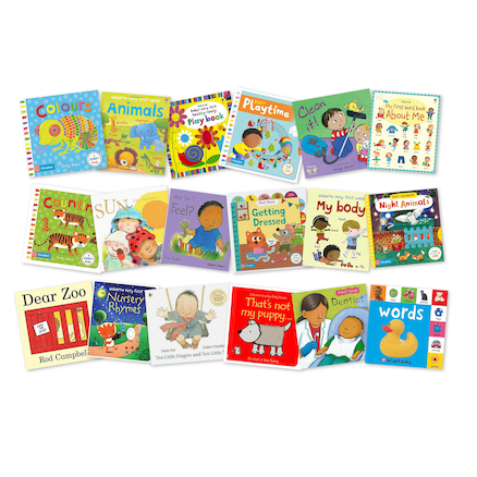 Early Years Baby Books 18pk  large