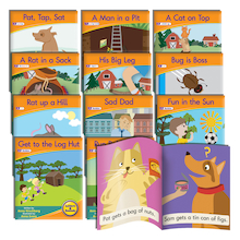 Letters and Sounds Book Collection Phase 2  medium