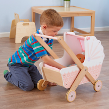Role Play Doll's Buggy  medium