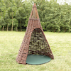 Large Willow Teepee W130 x H200cm  small