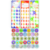 Bookmark Chart and Sticker Class Set 30pk  small