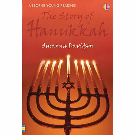The Story Of Hanukkah Book  large