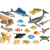 Small World Ocean Animal Collection 21pcs  small
