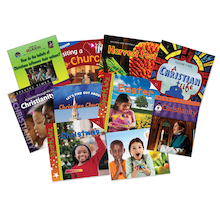 Christianity Book Pack  medium