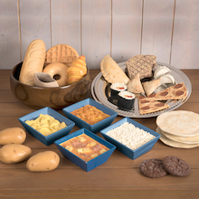 Role Play Multicultural Food Set  medium