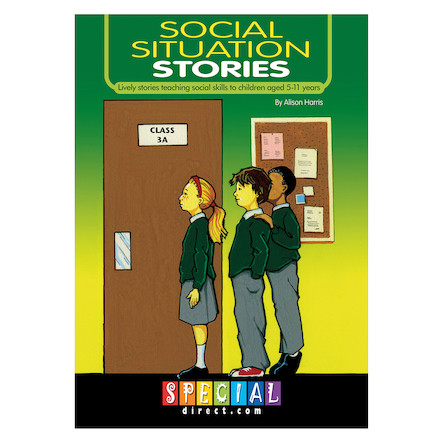 Social Situation Activity Stories A4  large