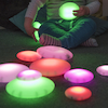 Illuminated Sensory Glow Pebbles 12pcs  small