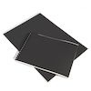Pisces Spiral Sketchbooks Black A3 120gsm  small