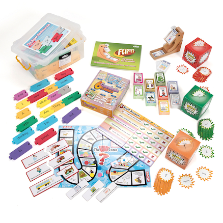 Developing Competence EAL Kit  large