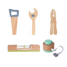 Wooden Tool Collection 5pk  medium