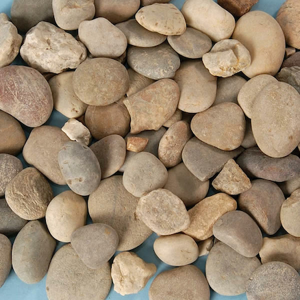 Natural River Stones 2kg  large