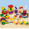 Plastic Water Play Kit 36pcs  small