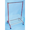 Role Play Dressing Up Metal Storage Trolley  small