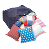 Indoor Floor Cushions 15pk  small