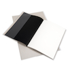 Clear Polythene Sketchbook Covers A4 10pk  small