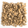 Wooden Tree Flake Discs 500pk  small