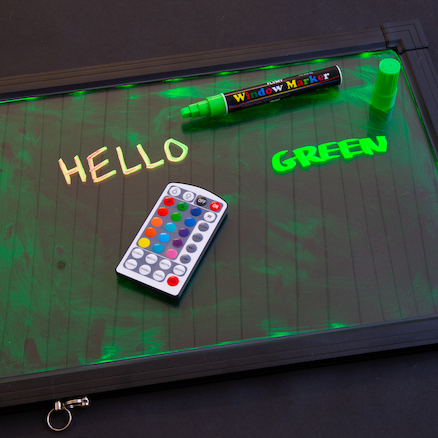 LED Light Up Writing Boards  large