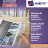 Avery Assorted Printable Tabs 24pk  small