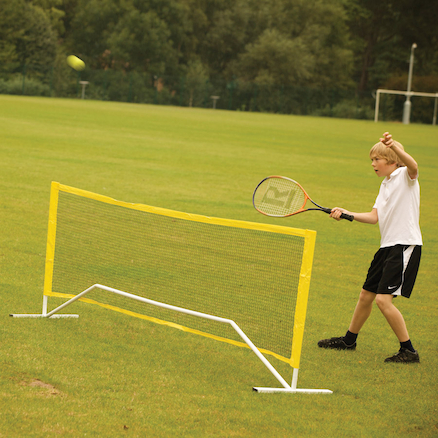 Multisport Tennis and Badminton Net Set 3m and 6m  large
