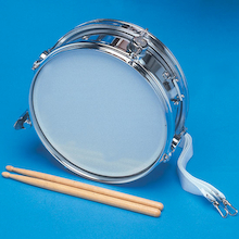 Metal Snare Drum  medium