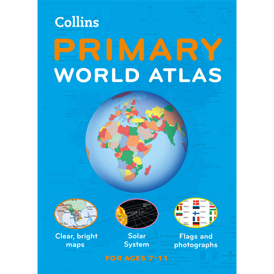 Buy collins primary world atlas tts collins primary world atlas gumiabroncs Image collections