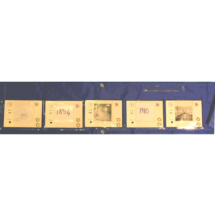 Talk\-Time Timeline with 10 Talk Time Cards  large