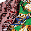 African Material Assorted Pieces 1m 2pk  small