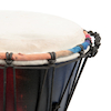 Rainbow Djembe Drums  small