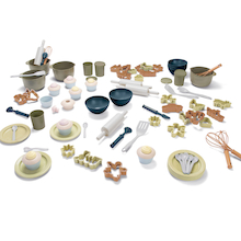 Bio Plastic Role Play Baking Set  medium