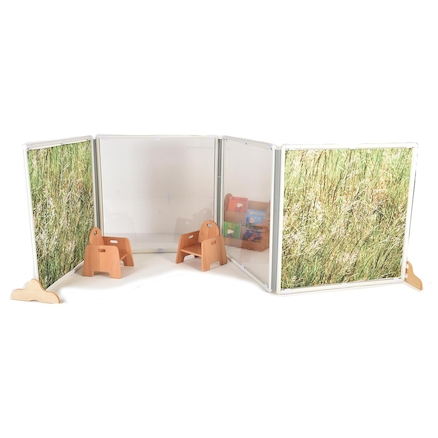 Large Classroom Divider Screens  large
