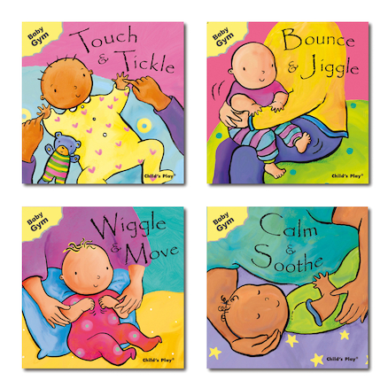 Baby and Toddler Board Books 4pk  large