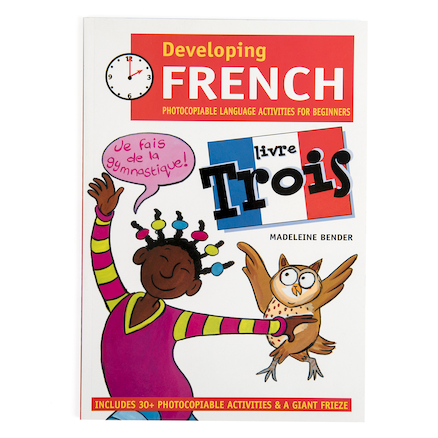 Developing French Book Livre Trois  large