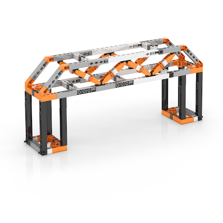 STEM STRUCTURES: Buildings \x26 Bridges  large