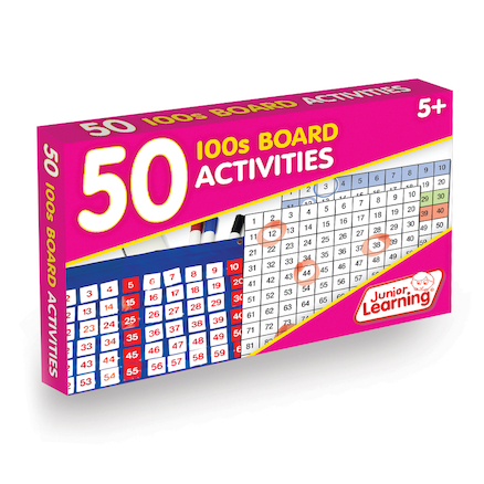 50 100s Board Activities  large