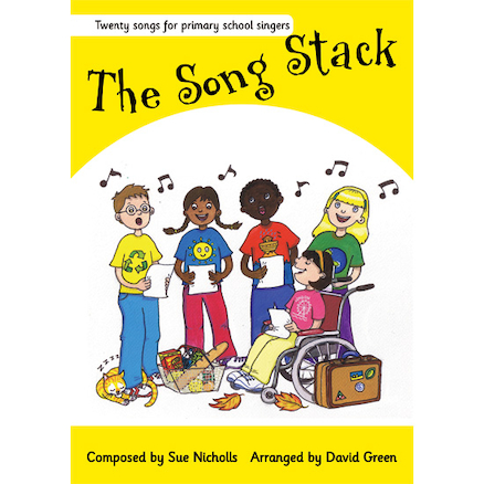 The Song Stack Book  large